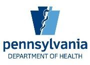 Pennsylvania Department of Health Logo