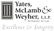 Yates, McLamb & Weyher, L.L.P. Logo