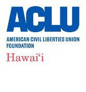 ACLU of Hawaii Logo