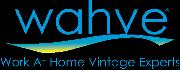 Work At Home Vintage Experts Logo