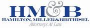 Hamilton Miller & Birthisel Logo