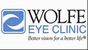 Wolfe Eye Clinic Logo