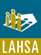 Los Angeles Homeless Service Authority Logo