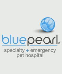 BluePearl Specialty + Emergency Pet Hospital Logo