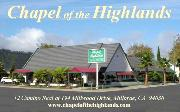 Chapel of the Highlands Logo