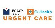Legacy Health-GoHealth Urgent Care Logo