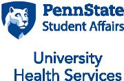 University Health Service, The Pennsylvania State University Logo