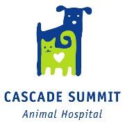 CASCADE SUMMIT ANIMAL HOSPITAL Logo