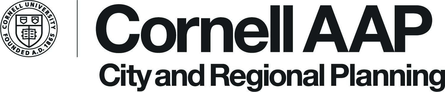 Department of City and Regional Planning Logo