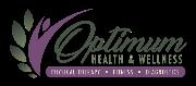 Optimum Health & Wellness Physical Therapy, Inc. Logo