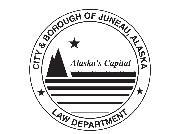 City & Borough of Juneau Law Department Logo