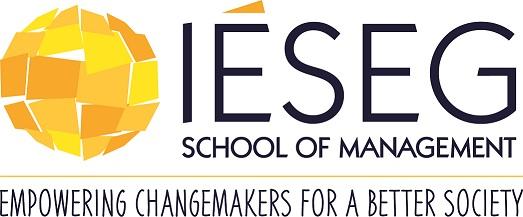 IÉSEG School of Management Logo