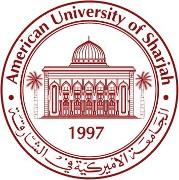American University of Sharjah Logo