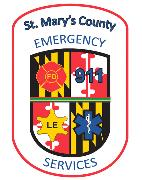 St.Marys County, MD Department of Emergency Services Logo