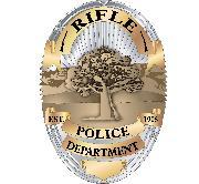 Rifle Police Department Logo