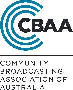 Community Broadcasting Association of Australia Logo
