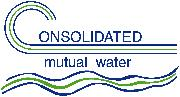 The Consolidated Mutual Water Co Logo