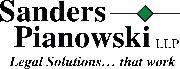 Sanders Pianowski LLP Logo
