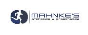 Mahnke's O & P Logo