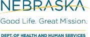Nebraska Department of Health and Human Services Logo