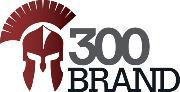 300Brand, Inc. Logo