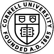 Cornell University College of Architecture, Art, and Planning Department of City and Regional Planning Logo