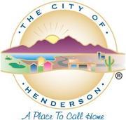 City of Henderson Logo