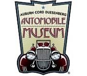 Auburn Cord Duesenberg Automobile Museum Logo