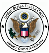 United States District Court, Western District of Kentucky Logo