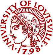 The Department of Biology at the University of Louisville Logo