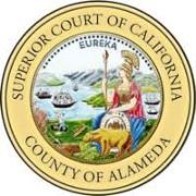 Superior Court of California, County of Alameda Logo