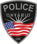 Ontario Police Department Logo