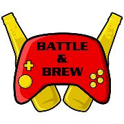 Battle & Brew Logo