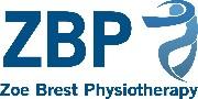 ZBP - Zoe Brest Physiotherapy Logo