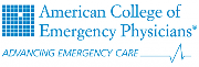 American College of Emergency Physicians Logo
