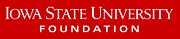 Iowa State University Foundation Logo