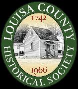Louisa County Historical Society Logo