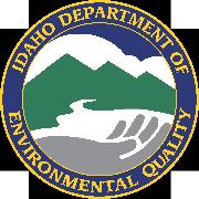 Idaho Department of Environmental Quality Logo