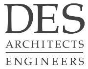 DES Architects & Engineers Logo