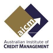 Australian Institute of Credit... Logo