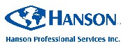 Hanson Professional Services Logo
