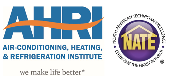 Air-Conditioning, Heating, and... Logo