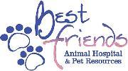Best Friends Animal Hospital Logo