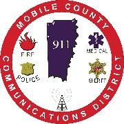 Mobile County Communications District Logo