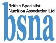 British Specialist Nutrition... Logo