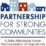 Partnership for Strong Communities Logo