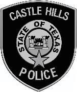 Caslte Hills Police Department Logo
