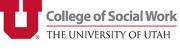 The University of Utah College of Social Work Logo