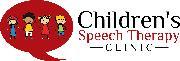 Children's Speech Therapy... Logo