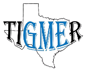 Texas Institute for Graduate Medical Education and Research (TIGMER). Logo